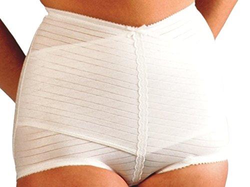 Silhouette Lenceria Bragas Ceñidor Modeladoras (XN6) Blanco