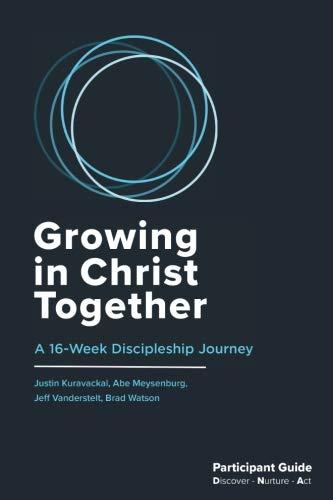 Growing in Christ Together: Participant Guide