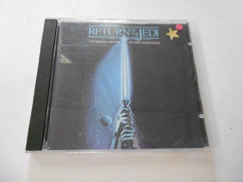 Star Wars Episode VI - Return of the Jedi (1983 Soundtrack) (Star Wars Return Of The Jedi Soundtrack)