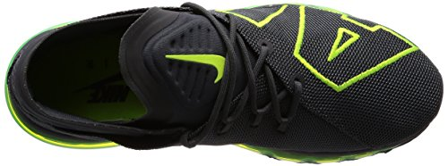 008 Grey Flair Running Max Air Multicolore Uomo Scarpe Nike Dark Volt Dark 8ExPa4wq