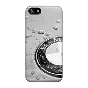 New Arrival Cases Specially Design For Iphone 5/5s (grey Bmw Logo)
