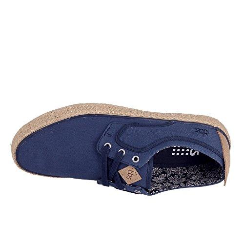 TBS - Zapatillas de deporte para hombre Azul
