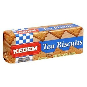 (Kedem Tea Biscuits 4.2 OZ (Pack of 3))
