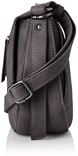 Gabor Marta Schwarz Women's Cross 60 Body Bag Black rwrq5FA
