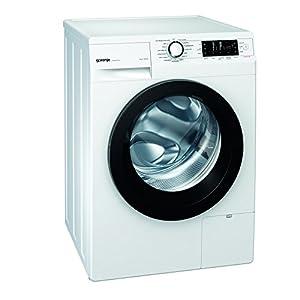 Gorenje W 8543 T Waschmaschine FL / A+++ / A+++ / 8 kg / 1400 UpM / schwarz /...