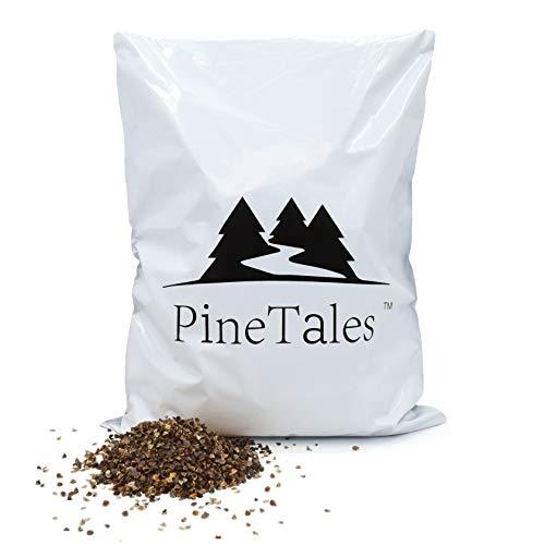 PineTales Organic Buckwheat Hulls Refill, Premium Grade, 100% US Grown, 3.5 Pounds