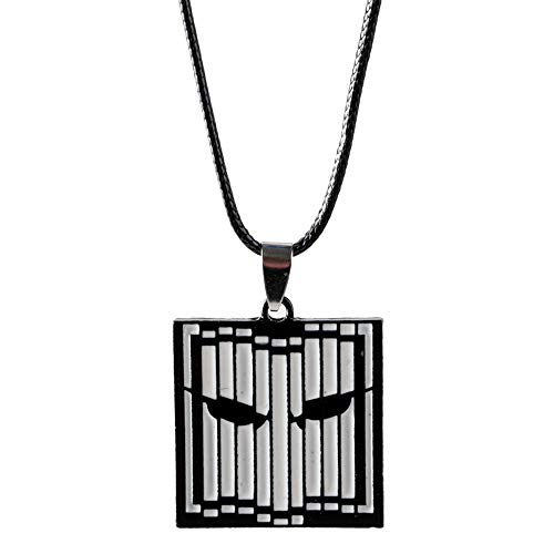 Superheroes Brand Tom Clancy's Rainbow Six Siege Pendant Necklace Gaming Console PC Games Cosplay by Superheroes Brand