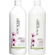 Matrix Biolage ColorLast Shampoo and Conditioner 33.8 Ounce Set