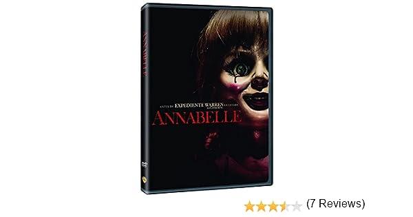 Annabelle [DVD]: Amazon.es: Ward Horton, Annabelle Wallis, Alfre Woodard, John R. Leonetti, Gary Dauberman: Cine y Series TV