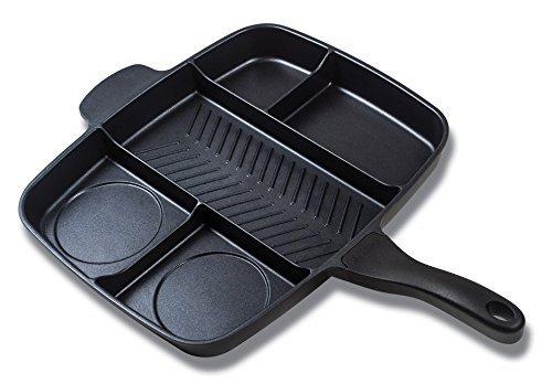 Masterpan 15'' Non-stick Sectional Pan (As seen on TV!)