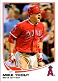 #6: 2013 Topps #338 Mike Trout Baseball Card - Wins 2012 Rookie of the Year Award