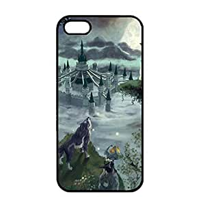 The Legend of Zelda Design Simple Style MK734262 Hard Plastic Case Cover for Iphone 4
