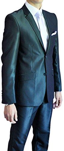 Sublissimo Filli costume bleu foncé brillant 6039b-navy
