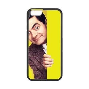 iphone6 4.7 inch Phone Cases Black Mr Bean DTG158525