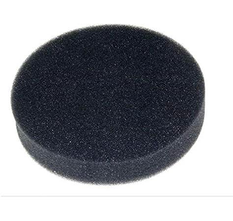 Filtro de espuma redondo, diámetro 130 mm, para aspiradora Rowenta ...
