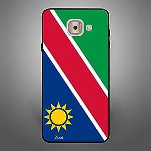 Samsung Galaxy J7 Max Namibia Flag