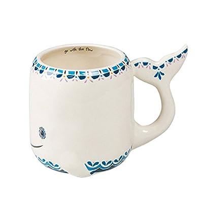 Whale Folk Mug