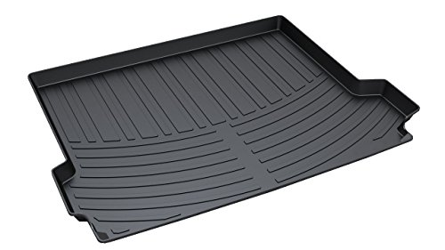 Vesul Rubber Rear Trunk Cargo Liner Trunk Tray Floor Mat Cover Compatible with BMW F25 X3 2011 2012 2013 2014 2015 2016 2017