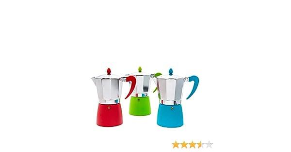 San Ignacio 863CC06 - Cafetera, 6 tazas, surtido: colores ...