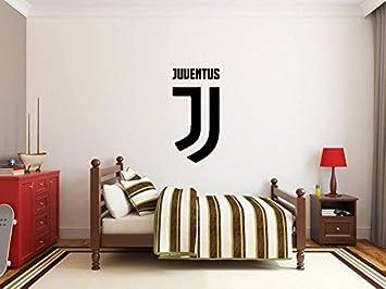 XXL Juventus FC Autocollant mural Art Déco Décoration de la chambre ...