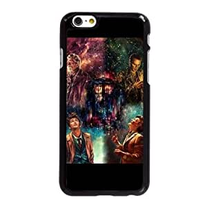 X8T37 doctor Who Aniversario Z2D4KY funda iPhone 6 4.7 pufunda LGadas funda caja del teléfono celular cubren XA3JIR9PG negro