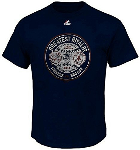 - VF New York Yankees vs Boston Red Sox Greatest Rivalry Navy Mens Shirt Adult Sizes (M)