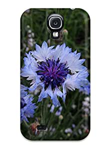 New Design Shatterproof RqALxSD2336seKpA Case For Galaxy S4 (flower)