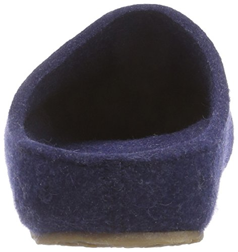 Haflinger Hombres Zapatillas Textiles Us 8.5 M (eu 41) Azul