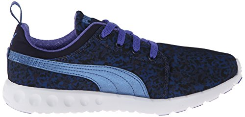 Peacoat blue Puma Cross Runner metallic Blue Shoe Carson training Iris qarwXSa8