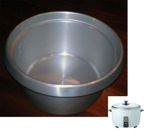 OEM Original Panasonic National Replacement Cooking Pan For Panasonic/National SR28HN SR28N SR28P 15 Cup Rice Cooker (National Panasonic Rice Cooker compare prices)