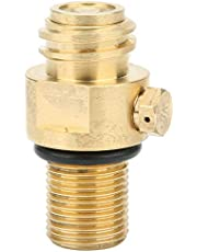 DEWIN schroefdraad Soda Stream Tank Adapter - Draad Soda Stream Klep Adapter Maker Klep Adapter Adapter Refill Accessoires
