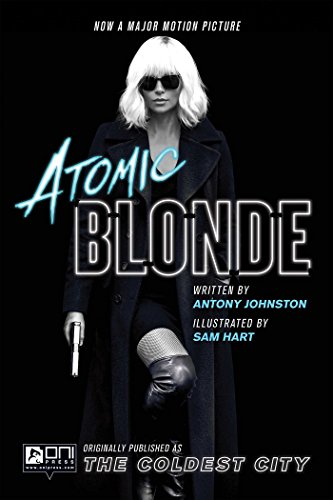 Sparkle City Comics (Atomic Blonde: The Coldest)