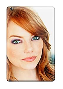LauraGroff-Y Case For Ipad Mini/mini 2 With Nice Emma Stone Hd Appearance