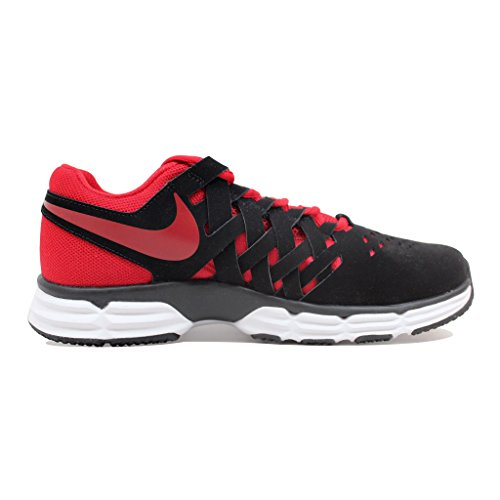 Black Gym Fingertrap Uomo White Red da TR Fitness Nike Lunar Scarpe 1B0HqH