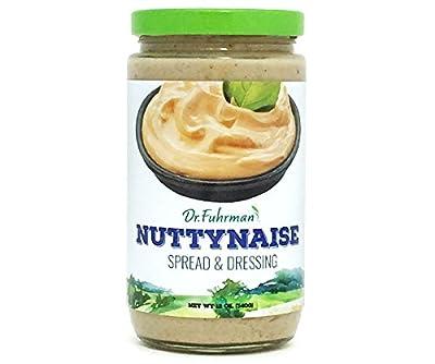 Dr. Fuhrman's Nuttynaise Spread & Dressing
