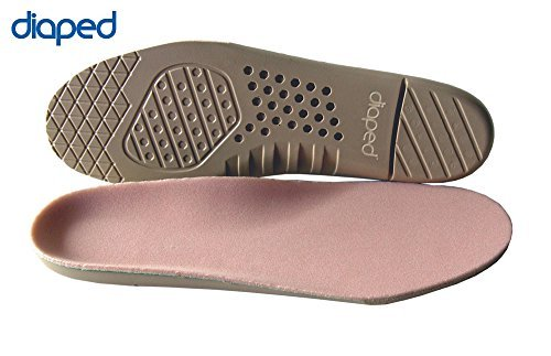 Diaped Duosoft Therapeutic Diabetic Insole (All SIzes) (UK 9-10.5) by Diaped