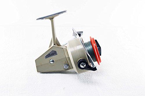 (Vintage fishing reel Fly fishing Old fishing reel Fishing equipment Fishing gear Spinning reel Sport fishing Fly fishing reel Nixe S)