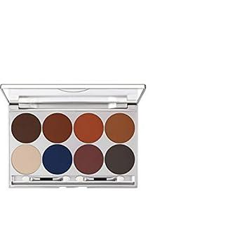Amazon.com : Kryolan Eye Shadow Palette 8 Colors 5308 Shading Makeup Palette : Beauty