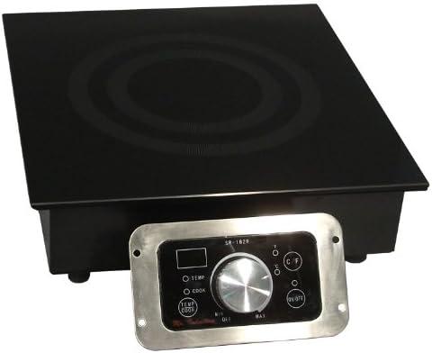 Amazon.com: El Sr. Inducción sr-343r 3400-watt integrado ...