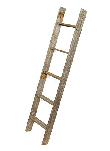 ladder quilt rack - 1