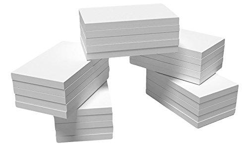 (DEBRADALE DESIGNS - Blank Memo Pad Unruled - 3