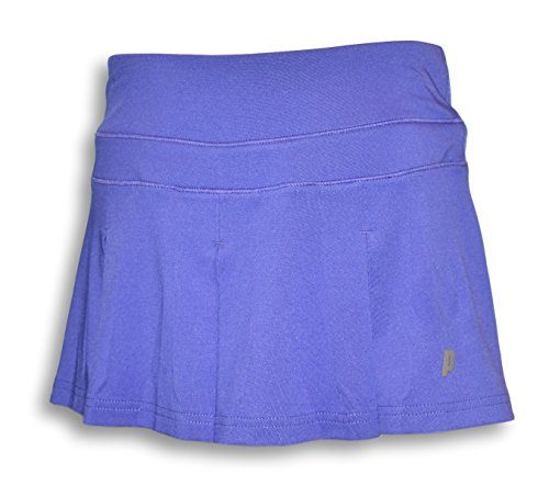 Price comparison product image Prince Girls Stretch Knit Athletic Tennis Skort