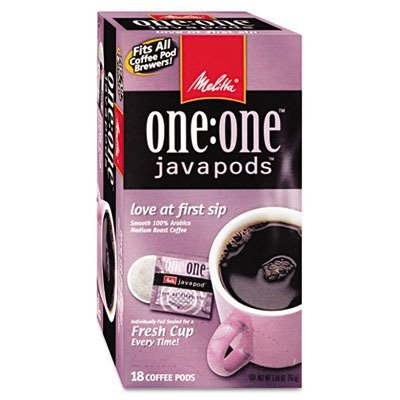 Melitta One 18 Pods Love At First Sip Coffee Pods