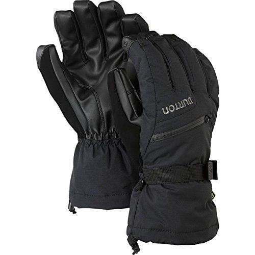 Burton 103531 Gore-Tex Gloves, True Black, Large (Gore Stretch Mittens)