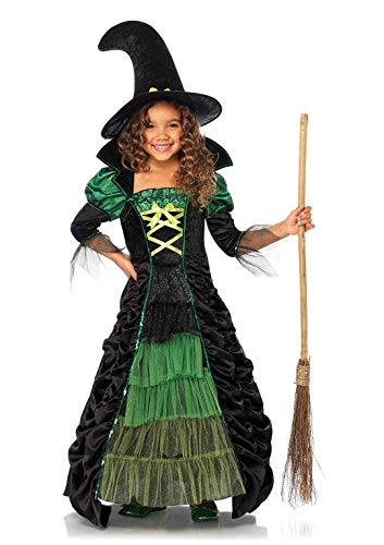 Storybook Costumes For Girls (Leg Avenue Children's Storybook Witch)