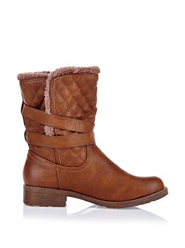 Like Style Las Vegas Stiefeletten brown
