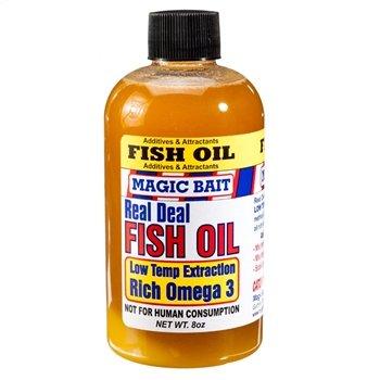 Magic-Bait-Fish-Oil-8-Oz-fishing-equipment