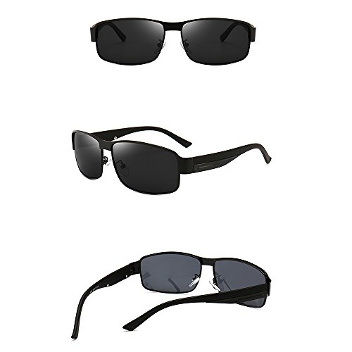 Polarizer sol Anti Deportes al A SSSX de sol del Pesca Gafas conducción Color UV de aire hombre A libre Wayfarer GYYTYJ Gafas Escalada Glare 0qzaUx