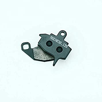 KL650A MetalGear Bremsbel/äge vorne L f/ür Kawasaki KLR 650 A 1987-2007
