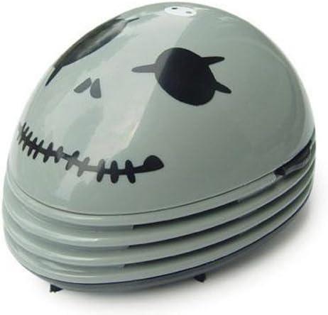 niceeshop TM Mini Aspirador de Polvo de Limpiador del Escritorio de Bateria Operado de Dise/ño Estampado de Piratas del Caribe